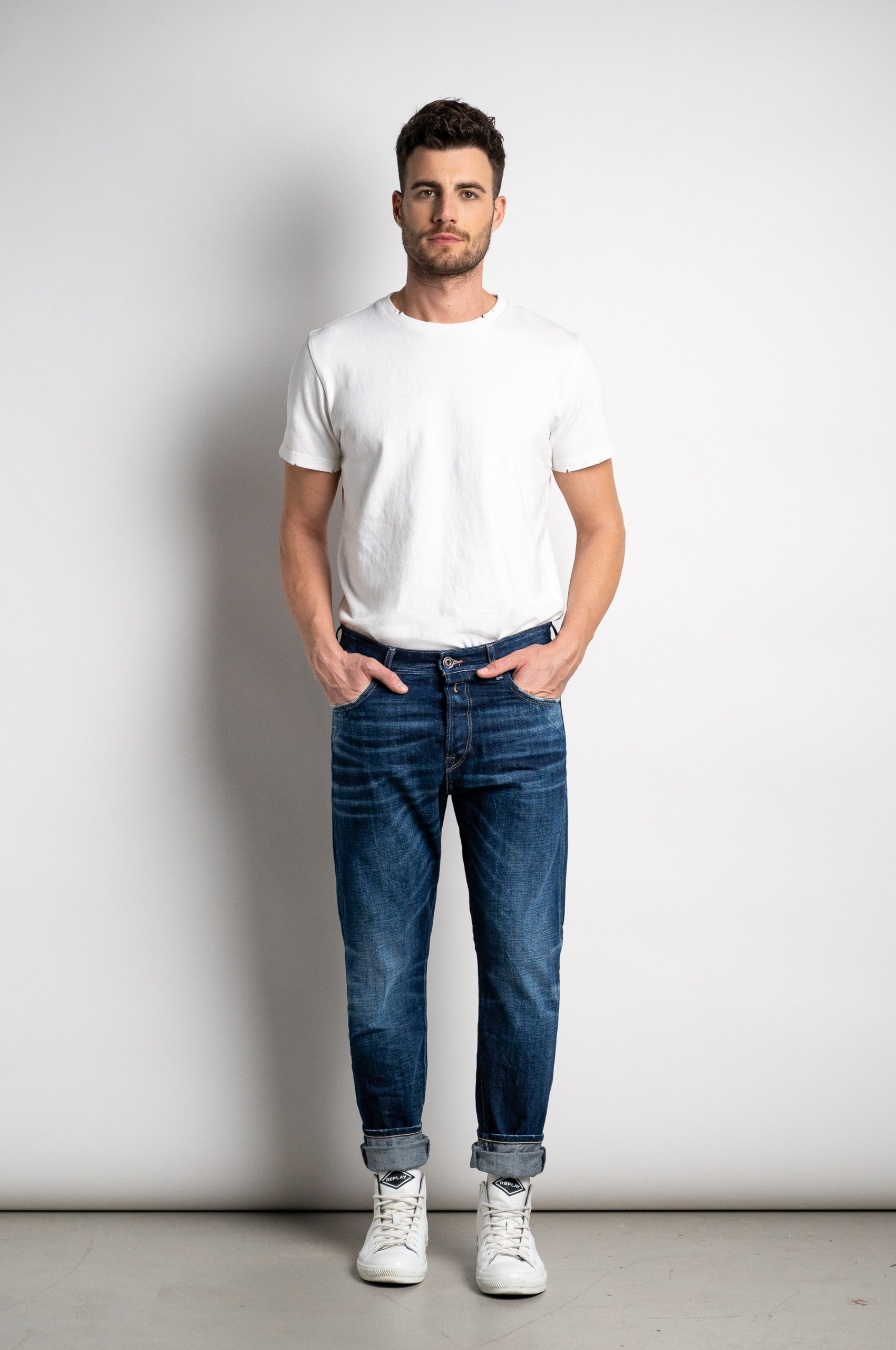 TINMAR, Tapered jeans
