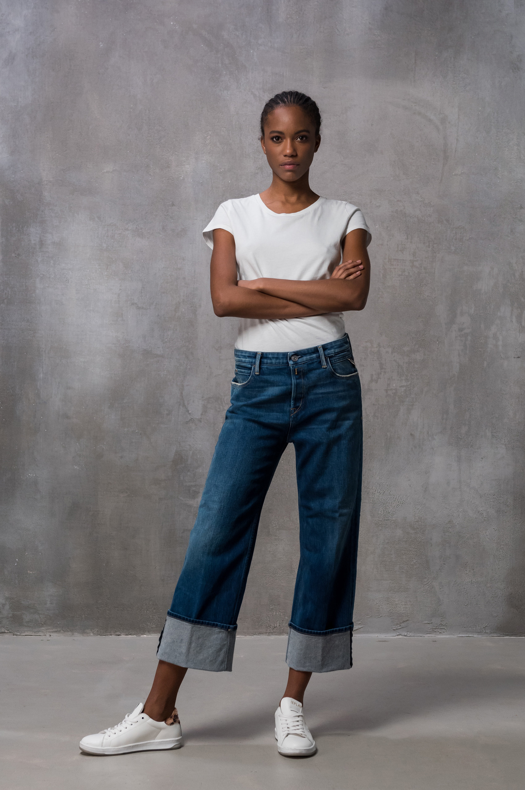 Basinkim relaxed jeans