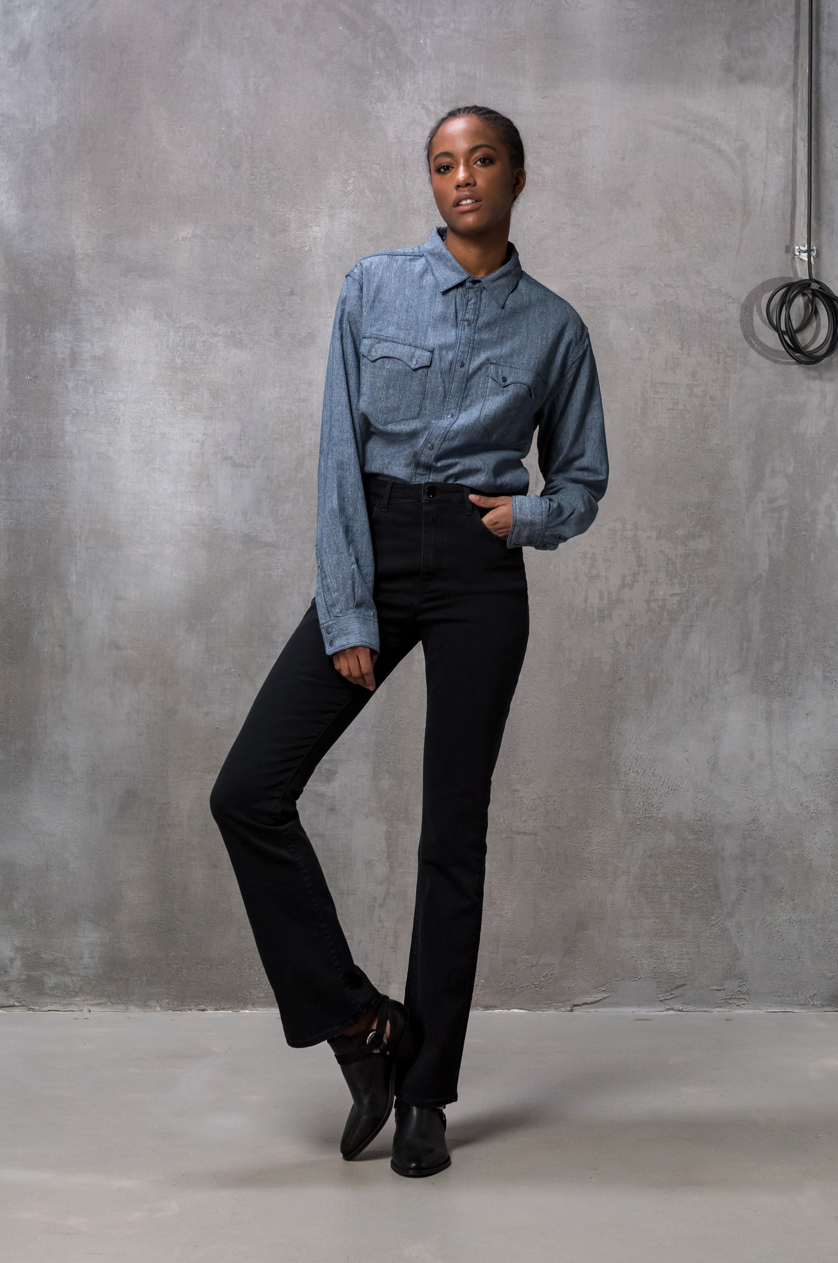 bootcut and flare jeans fit guide women
