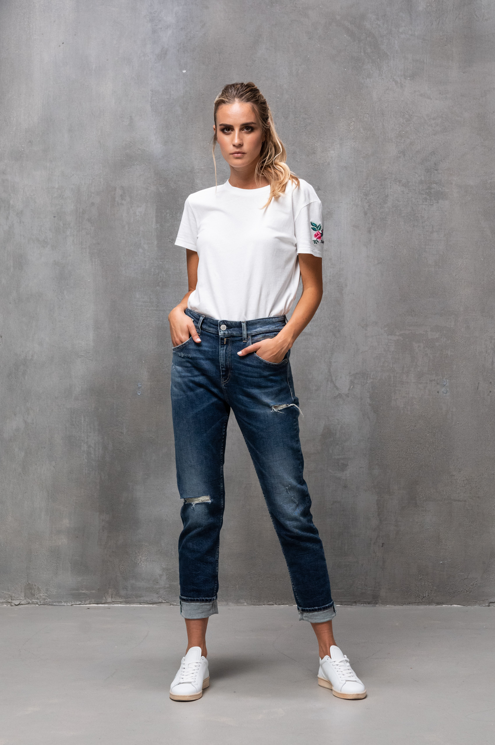 boyfit jeans fit guide women