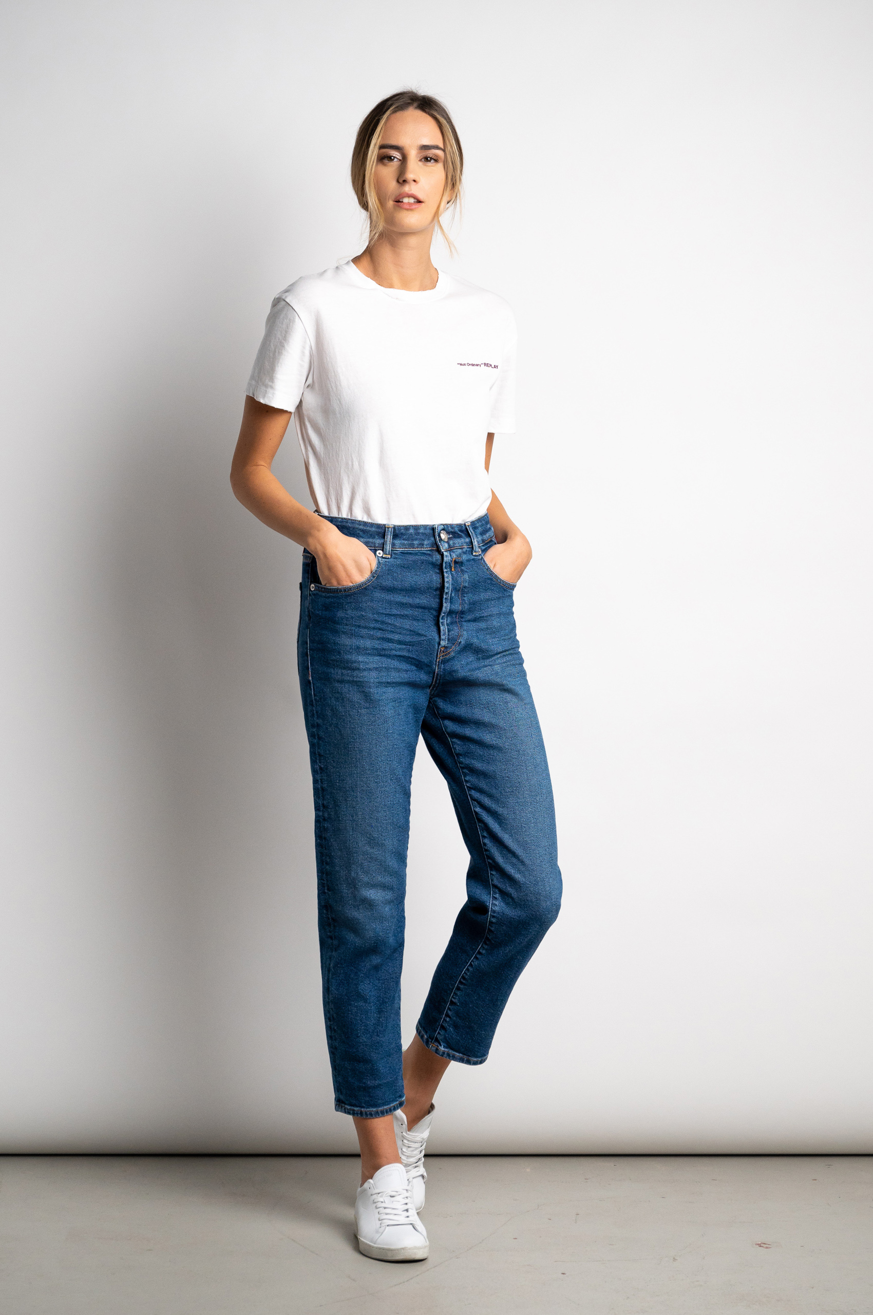 mom jeans fit guide women
