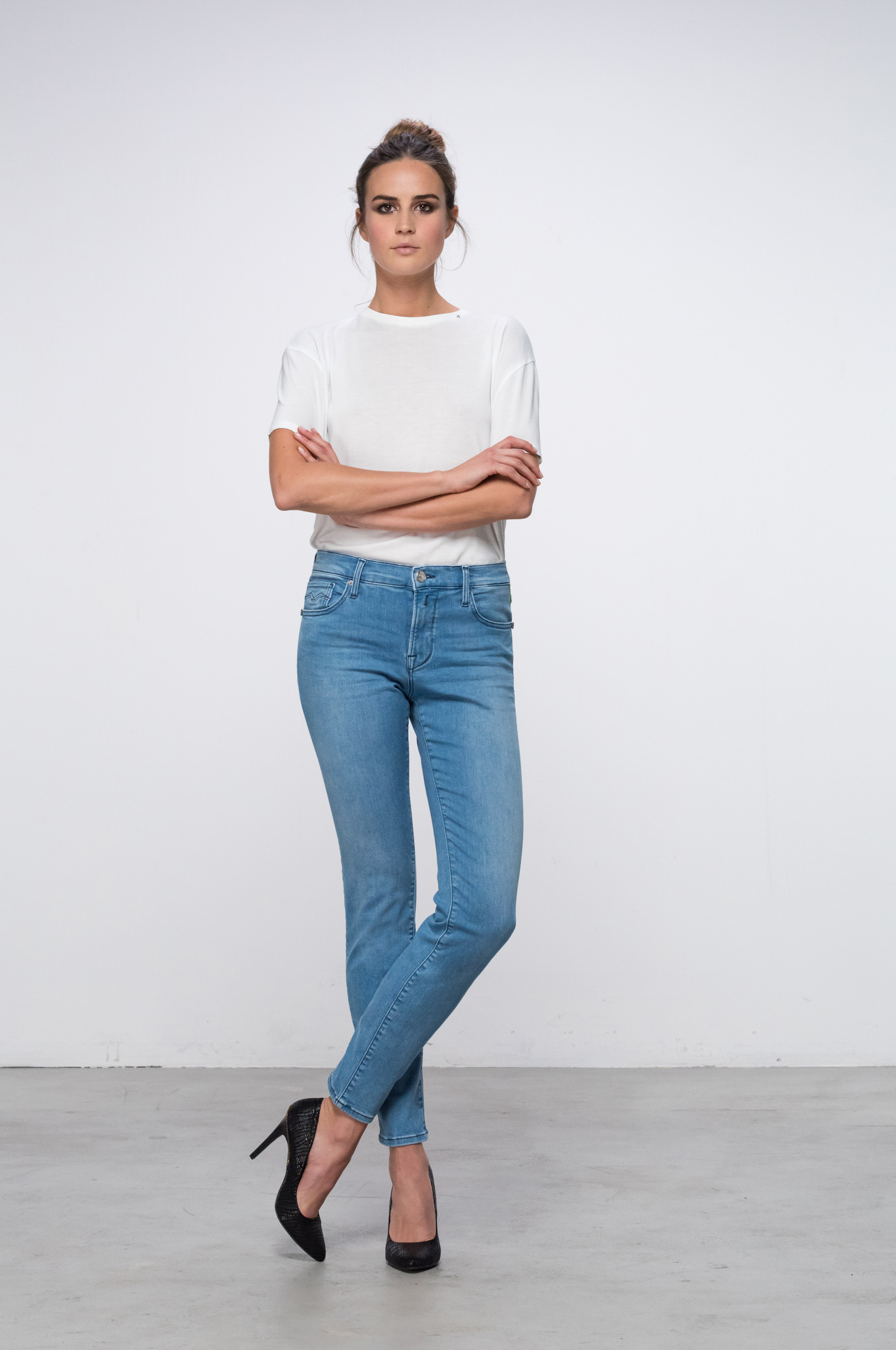 skinny jeans fit guide women