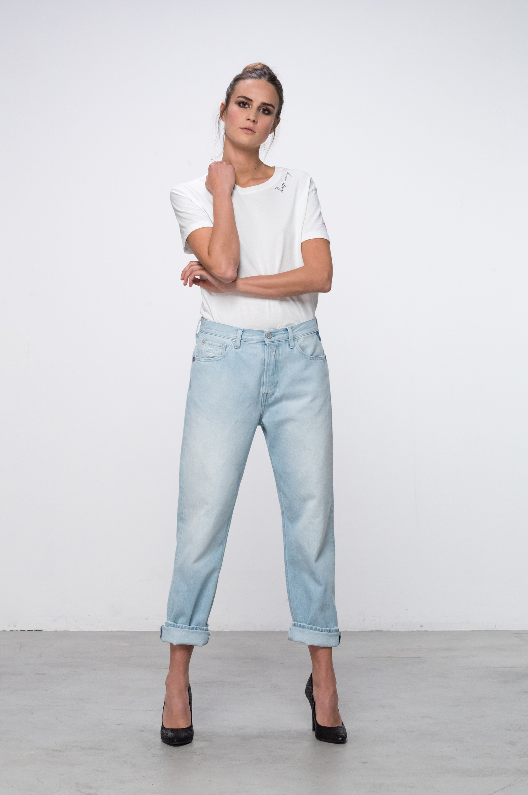 WHITSON relaxed jeans